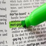 mortgage dictionary- 150x150