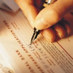 Filling Out Mortgage Applications
